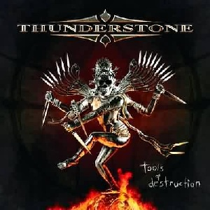 <i>Tools of Destruction</i> album by Thunderstone