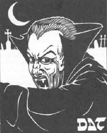 Vampire (<i>Dungeons & Dragons</i>) undead creature in the Dungeons & Dragons universe