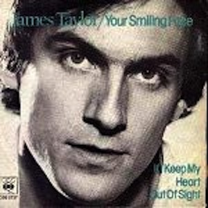 Your Smiling Face 1977 single by James Taylor