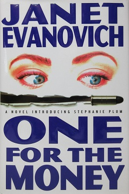 <i>One for the Money</i> (novel) book by Janet Evanovich