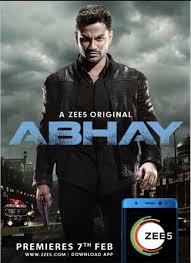 Abhay Web Series All Seasons HD Download