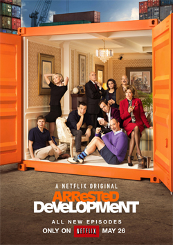 Arrested Development Poster work