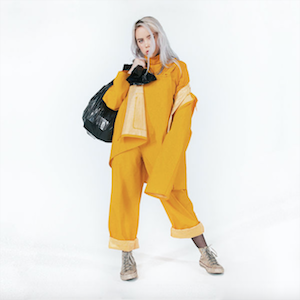 Bellyache (Billie Eilish song) 2017 single by Billie Eilish