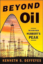 <i>Beyond Oil</i> book by Kenneth S. Deffeyes