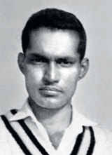 Budhi Kunderan Indian cricketer