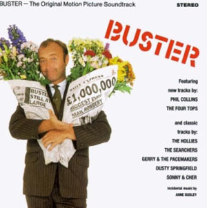 <i>Buster</i> (soundtrack) 1988 soundtrack album by Various artists