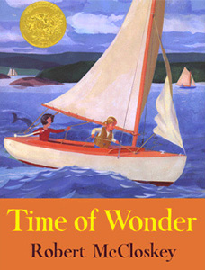 <i>Time of Wonder</i> book by Robert McCloskey