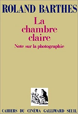 roland barthes photographic message essay Dive deep into roland barthes' camera lucida with extended analysis, commentary, and discussion his examination of photography in camera lucida is inextricably linked with his attempt to remember his mother by looking at photographs of her his essay is sketchy compared to derrida's.