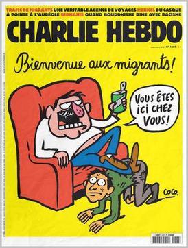 Charlie Hebdo Wikipedia - 24 powerful cartoon responses charlie hebdo shooting