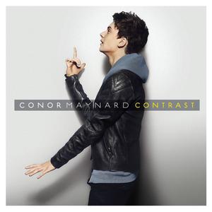 <i>Contrast</i> (Conor Maynard album) 2012 studio album by Conor Maynard