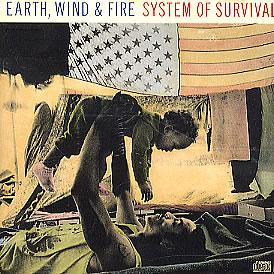Earth, Wind & Fire - System of Survival (studio acapella)