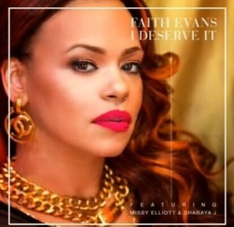 Faith Evans featuring Missy Elliott and Sharaya J — I Deserve It (studio acapella)