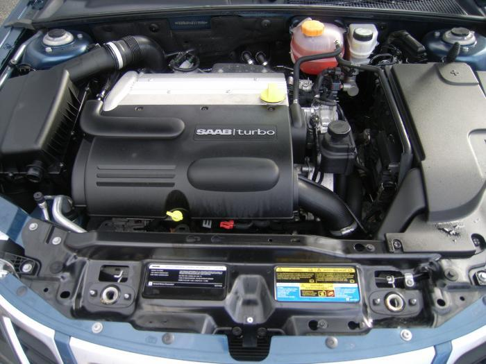 gm ecotec engine saab b207 engine in a 2008 saab 9 3 2 0t