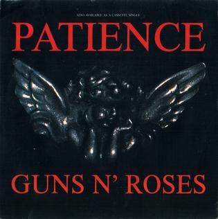 Patience (Guns N Roses song) song by Guns N Roses