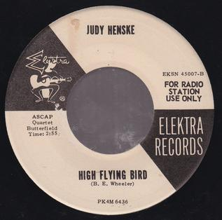 1963 single by Judy Henske