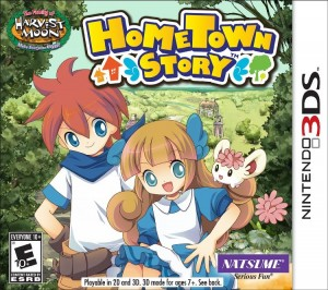 <i>Hometown Story</i> video game
