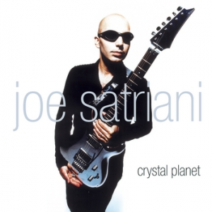 <i>Crystal Planet</i> 1998 studio album by Joe Satriani
