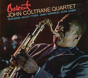 <i>Crescent</i> (John Coltrane album) 1964 studio album by John Coltrane
