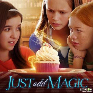 darbie obrien just add magic