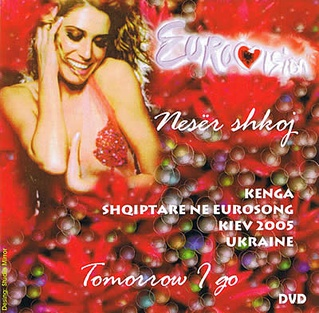 Tomorrow I Go 2005 song by Ledina Çelo