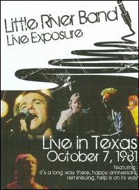<i>Live Exposure</i> 1981 video by Little River Band