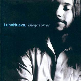 <i>Luna Nueva</i> (Diego Torres album) 1996 studio album by Diego Torres