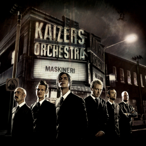 <i>Maskineri</i> 2008 studio album by Kaizers Orchestra