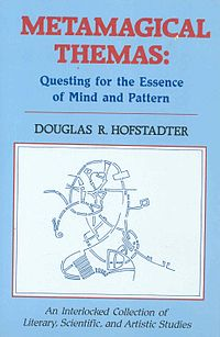 <i>Metamagical Themas</i> book by Douglas Hofstadter