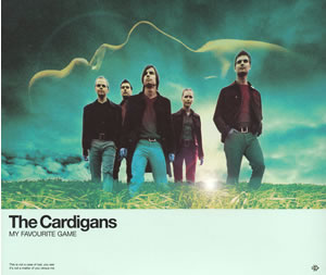 The Cardigans - My Favourite Game (studio acapella)