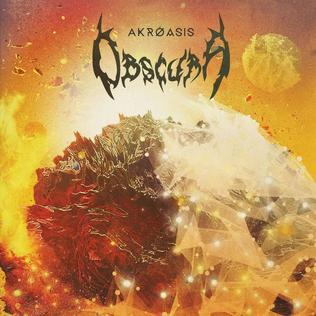<i>Akróasis</i> 2016 studio album by Obscura
