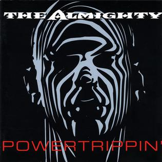 <i>Powertrippin</i> 1993 studio album by The Almighty