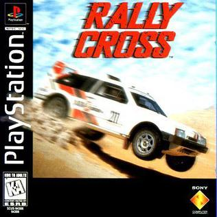 <i>Rally Cross</i> video game