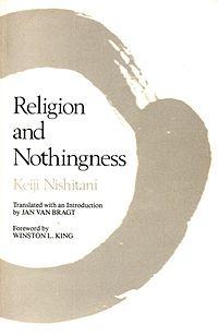 1961 book by Keiji Nishitani