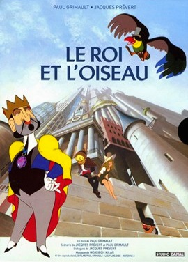 Picture of a movie: Le Roi Et L'oiseau