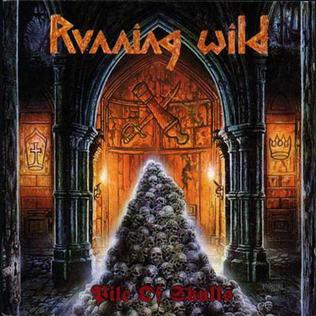 <i>Pile of Skulls</i> 1992 studio album by Running Wild
