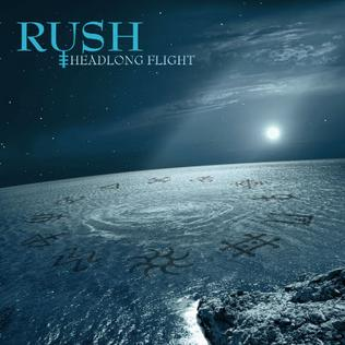 Headlong Flight 2012 single by Rush