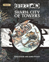 Sharn, City of Towers (D&D manual).jpg