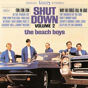 <i>Shut Down Volume 2</i> 1964 studio album by The Beach Boys