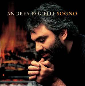 <i>Sogno</i> 1999 studio album by Andrea Bocelli