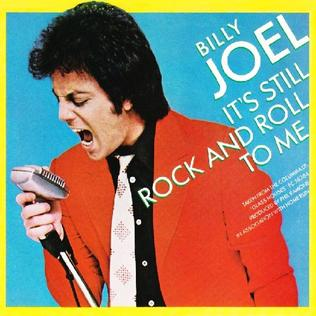 Billy Joel — It's Still Rock and Roll to Me (studio acapella)