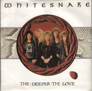 The Deeper the Love 1990 song performed by Whitesnake