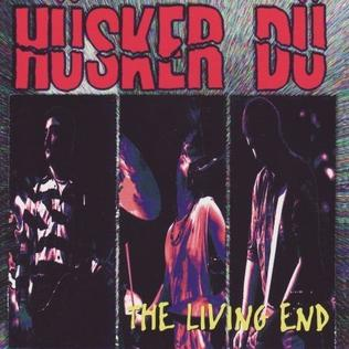<i>The Living End</i> (Hüsker Dü album) 1994 live album by Hüsker Dü