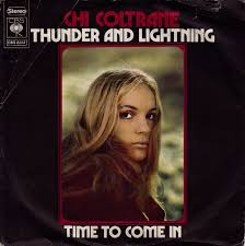 Thunder and Lightning (Chi Coltrane song) 1972 song performed by Chi Coltrane