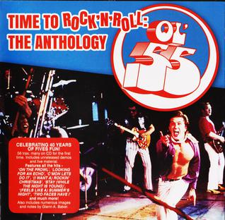 <i>Time to Rock n Roll: The Anthology</i> 2016 compilation album by Ol 55