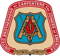 United Brotherhood of Carpenters and Joiners of America - Wikipedia