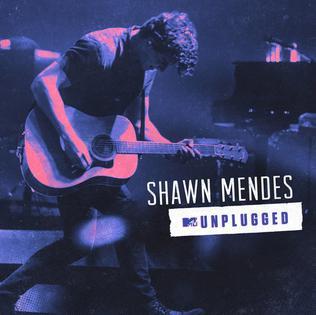 Mtv Unplugged Shawn Mendes Album Wikipedia