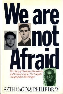 <i>We Are Not Afraid</i> 1989 non fiction book