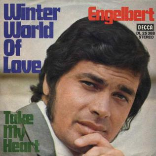 Image result for winter world of love engelbert humperdinck single images