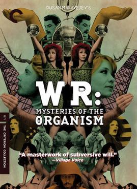 W.R.: Mysteries of the Organism Dušan Makavejev