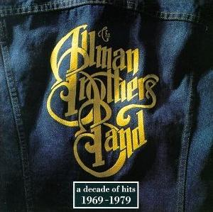 <i>A Decade of Hits 1969–1979</i> 1991 compilation album by Allman Brothers Band